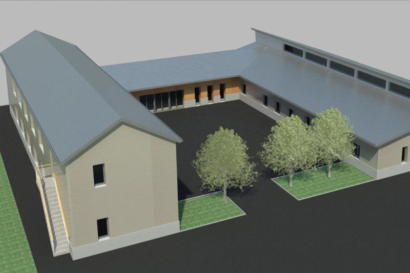 Centre de vacances CSEC BNP Paribas